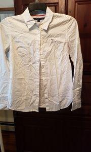 NWOT Tommy Hilfiger long sleeve blouse
